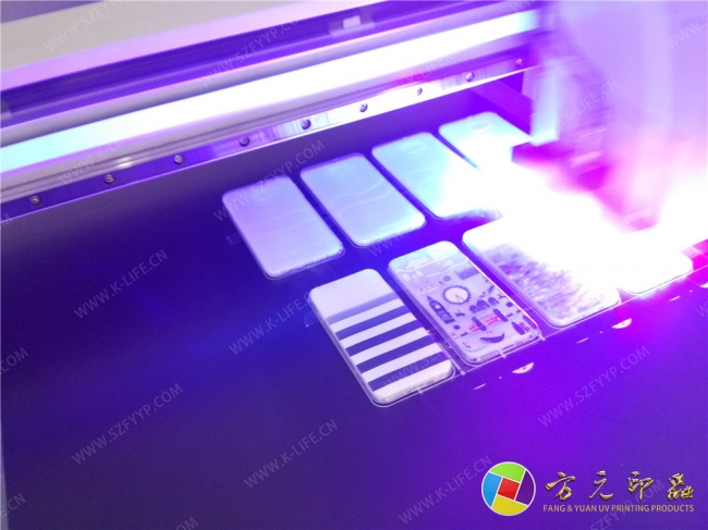 Advantages of UV plate color printing machine
